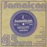 Dennis Brown - Money In My Pocket / version (Jamaican Recordings) UK 7""