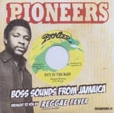 """Dennis Brown - Out In The Rain / Version (Pioneer / Reggae Fever) 7"""""""