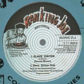 Dennis Brown - Slave Driver / dub / Ranking Joe - Catch A Fire / dub (Ranking Joe Records) 12""