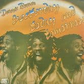 Dennis Brown - Yesterday Today & Tommorow (Joe Gibbs) LP