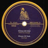 Donovan Joseph - House Of Gold / Autarchii - As The Water Flows (Black Redemption) 12""