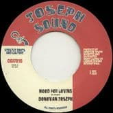 Donovan Joseph - Mood For Loving / version (Joseph Sound / Common Ground) 7""