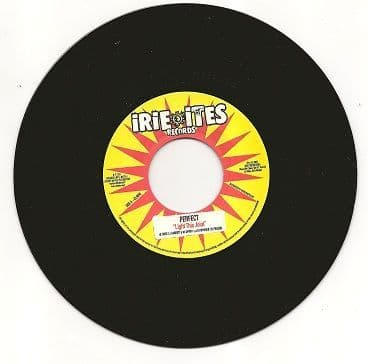 Down In Jamaica Riddim: Perfect - Light This Joint /  (Irie Ites) EU 7