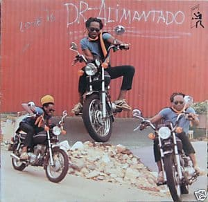 Dr Alimantado  - Love Is (Keyman Records) LP