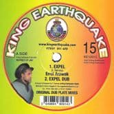 Errol Arawak - Expel / dub / Mexican / dub (King Earthquake) 12""