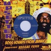 Ethiopians - Prophecy / Life Is A Funny Thing  (Upsetter/Reggae Fever) 7""