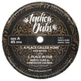Eva Keyes - A Place Called Home / Chazbo - Zion Is Home (Indica Dubs) 10""