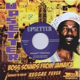 Faithful Brothers - Iniquity Worker /  Upsetters - Version 2 (Upsetter / Reggae Fever) EU 7""