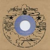Frankie Paul - African Princess / High Times Players - African Style (High Music / Dub Store) JPN 7""