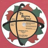 Frankie Paul - Rock You / Yellowman - No Touch Yah So / version (RAS/TRS) 12""