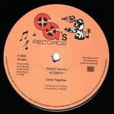 Freddy McKay & Trinity - Come Together / GG's All Stars - Sha-La Mar Rockers (GG's / Onlyroots) 12""