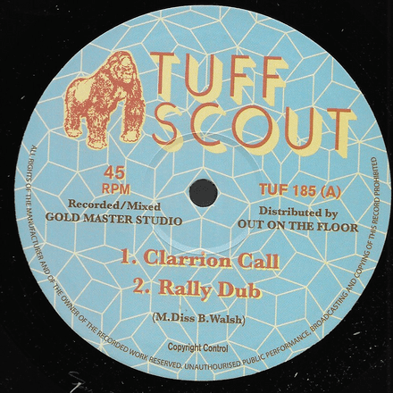 Gold Master - Clarion Call / Rally Dub / Drum Call / War Cry Dub (Tuff Scout) 10