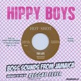 Harmonians - Too Late / Peter Austin - You Can Run (Hot Shot / Reggae Fever) 7""
