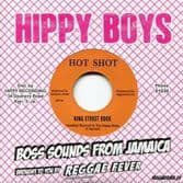 Headley Bennett - King Street Rock / Leroy Bland - Someone To Depend On (Hot Shot / Reggae Fever) 7""