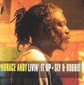 Horace Andy + Sly & Robbie - Livin' It Up (Taxi) CD + DVD