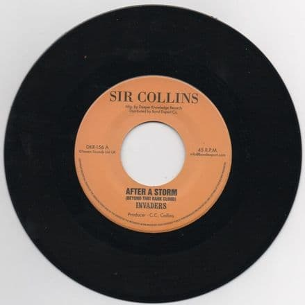 Invaders - After A Storm / This Life I`m Living (Sir Collins / DKR) 7