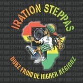 Iration Steppas - Dubz From De Higher Regionz (Iration Steppas / Dubquake) 2xLP