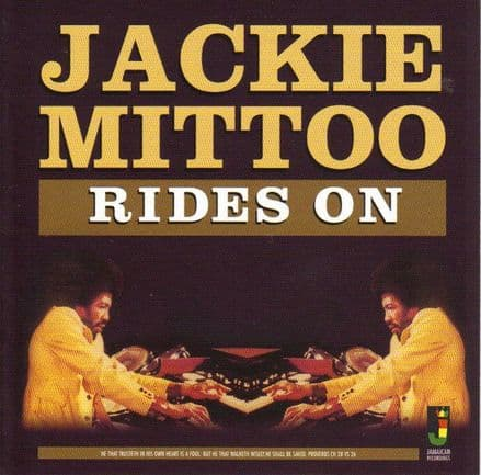 Jackie Mittoo - Rides On (Jamaican Recordings) CD
