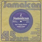 """Johnny Clarke - Don't Trouble Trouble / version (Jamaican Recordings) UK 7"""""""