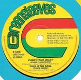 Johnny Osbourne - Purify Your Heart / Love You Tonight (Greensleeves) 12""