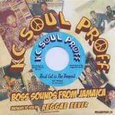 """KC White - First Cut Is The Deepest / First Version (KC Soul Proff / Reggae Fever) 7"""""""