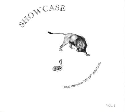 Lone Ark meets The 18th Parallel - Showcase (A-Lone) CD