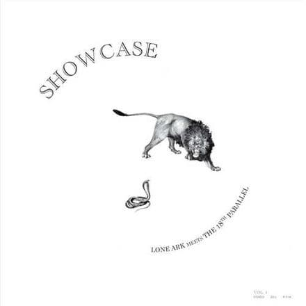 Lone Ark meets The 18th Parallel - Showcase (A-Lone) LP