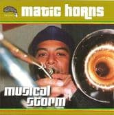 Matic Horns - Musical Storm (Sip A Cup) 2x CD