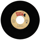 Melford Jackson - Southern Africa / Family Man & Youth Professional - Version (Afrik /Onlyroots) 7""