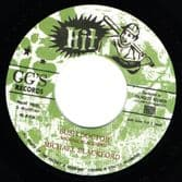 Michael Blackford - Bush Doctor / version (Hit / Onlyroots) 7""