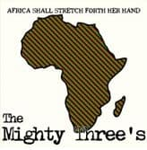 Mighty Threes - Africa Shall Stretch Forth Her Hand (Jah Fingers) 2xLP