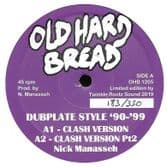 Nick Manasseh - Clash Version / Pt 2 / Creation / Creation Dub (Old Hard Bread) 12""