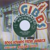 Overtakers - Girl You Ruff / Keith Blake - Woo Oh, Oh (Amalgamated / Reggae Fever) 7""