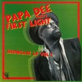 Papa Dee meets First Light - Showcase LP Vol. 1 (Black Viking) 12""