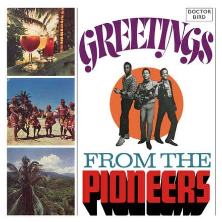 Pioneers - Greetings From The (Doctor Bird) 2xCD