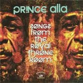 Prince Alla - Songs From The Royal Throne Room (Kingston Sounds) LP