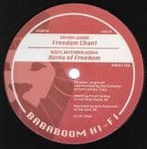 Ramon Judah - Freedom Chant / Freedom Rock (Bababoom Hi-Fi ) 12""