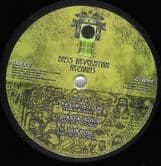Ramon Judah - Rasta Is Love / Lion (Bass Revelation) 12""