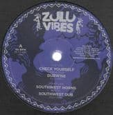 Rapha Pico - Check Yourself / Southwest Horns (Zulu Vibes) 12""