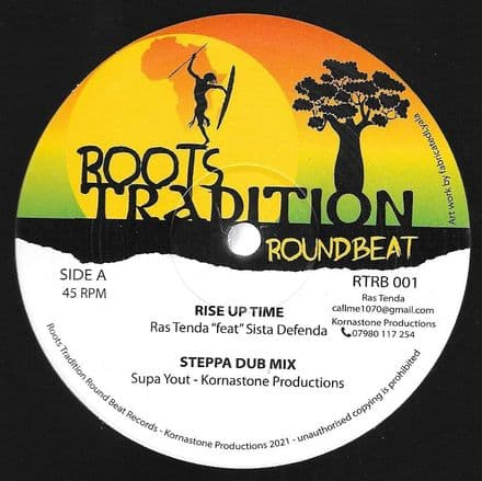 Ras Tenda ft Sista Defenda - Rise Up Time (Roots Tradition) 10