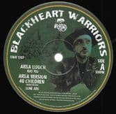 Ras Teo - Arba Lijoch / Enoch (Blackheart Warriors) 12""
