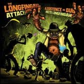 Resistence In Dub Meets Longfingah - The Longfingah Attack (Guerilljah) 12""