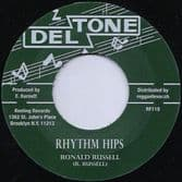 Ronald Russell - Rhythm Hips / Theo Beckford Group - The Horse (Deltone / Reggae Fever) 7""