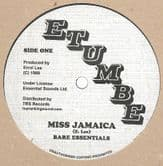 SALE ITEM - Bare Essentials - Miss Jamaica / Different Size (Etumbe / TRS) 12""