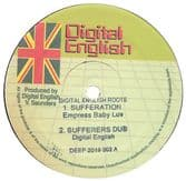 SALE ITEM - Empress Baby Luv - Sufferation / Dub (Digital English) 12""