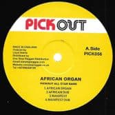 SALE ITEM - Pickout All Star Band - African Organ EP (Pickout) 12""