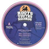 SALE ITEM - Prince Alla - Sweet Reggae Music / Mystical Powa - Sweet Dub Music 1 (Roots Youths) 12""