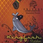 SALE ITEM  - Various - 5 Rivers Entertainment Inc Respectfully Presents The Kingfish Riddim CD