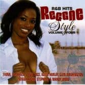 SALE ITEM - Various - R&B Hits Reggae Style Volume Four (VP) US CD