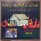 Sip A Cup Meets Negus Roots - Fire House Dub Vol. 1 (Gussie P) CD